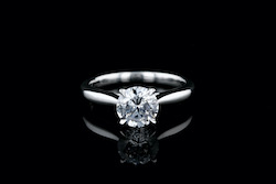 Solitaire Ring #8210271